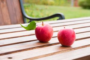 <p>Дары природы и&nbsp;рецепт яблочного пирога</p> <p>