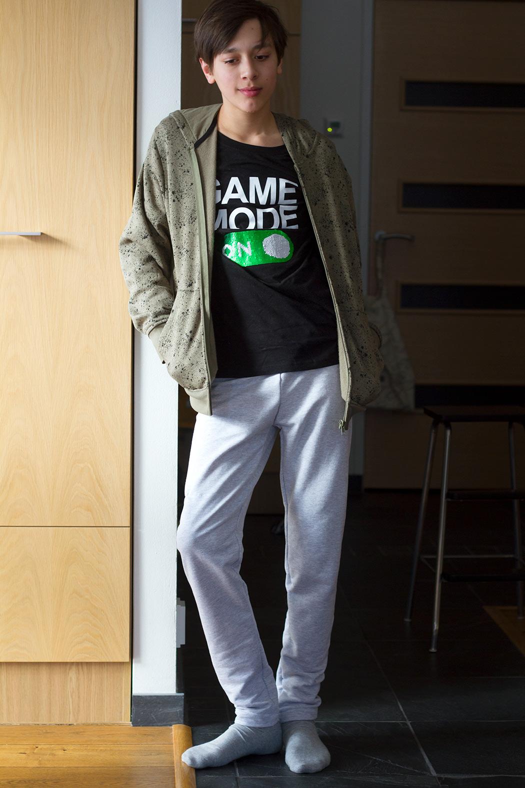 Гоша и его брюки