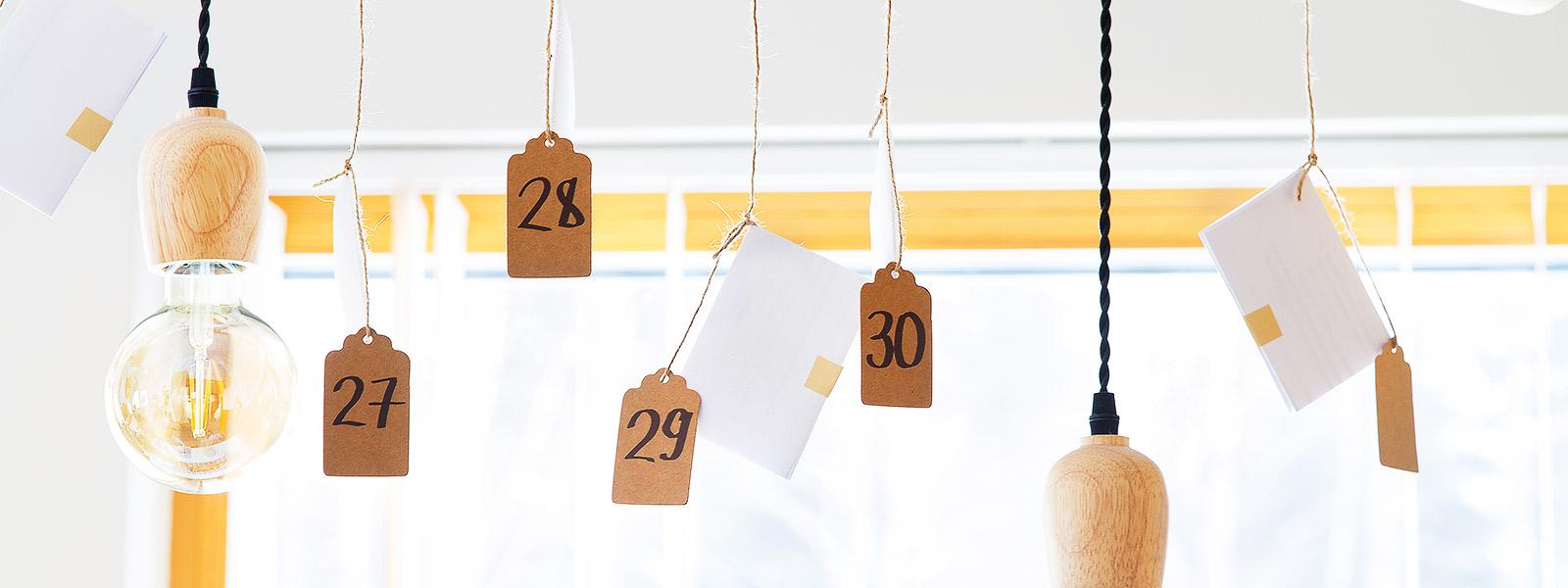 адвент-календарь 2019